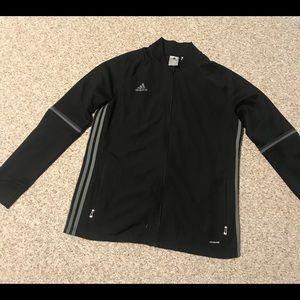 NWOT. Adidas zipper front